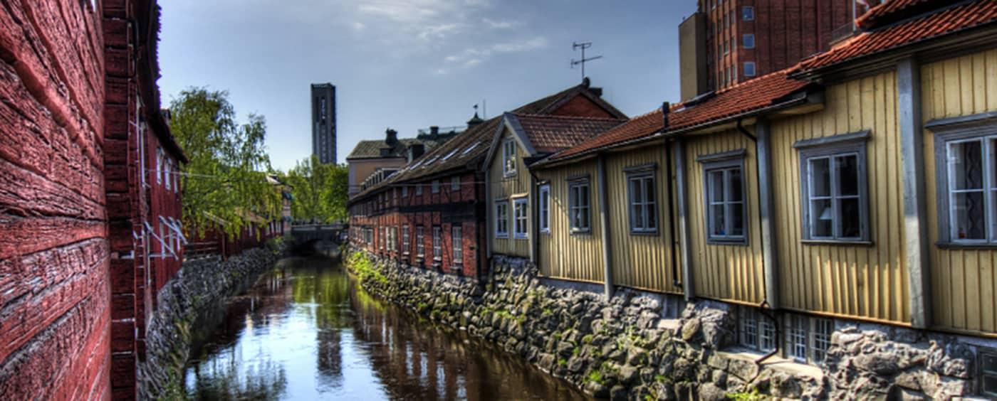 Friggebod Västerås, Friggebodar Västerås banner